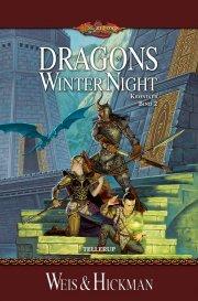 dragonlance krøniker #2: dragons of winter night - bog
