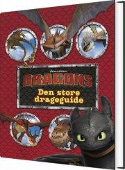 dragons - den store drageguide - bog