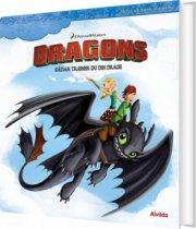 dragons - sådan træner du din drage - bog