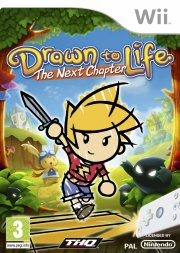 drawn to life: the next chapter - wii