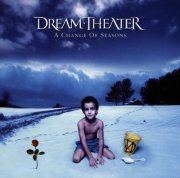 dream theater - a change of seasons - cd