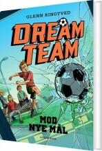 dreamteam 1 - mod nye mål - bog