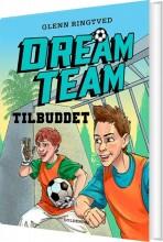 dreamteam 4 - tilbuddet - bog