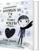 drengen der fik en hunds hjerte - bog