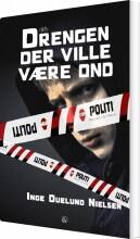 drengen der ville være ond - bog