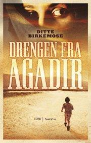 drengen fra agadir - bog
