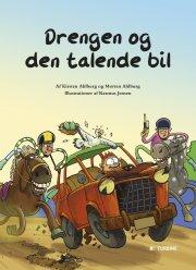 drengen og den talende bil - bog