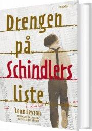 drengen på schindlers liste - bog