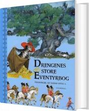 drengenes store eventyrbog - bog