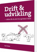 drift og udvikling - bog