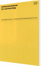 driftsinstruktioner for varmeanlæg - bog