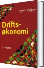 driftsøkonomi - bog