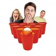 beer pong sæt / kopper til ølspil - Gadgets
