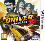 driver renegade - nintendo 3ds