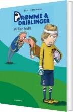 drømme og driblinger. pinlige fædre - bog