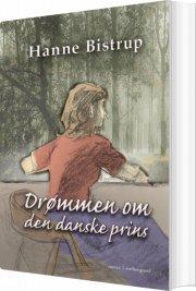 drømmen om den danske prins - bog