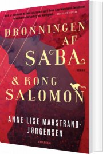 dronningen af saba & kong salomon - bog