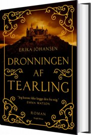 dronningen af tearling - bog