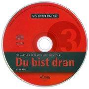 du bist dran 3, elev-cd med mp3-filer, 2. udg - bog