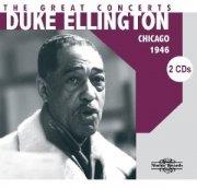 duke ellington - ellington greatest concerts [dobbelt-cd] - cd