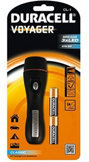 duracell led lommelygte - voyager cl-1 - Gadgets