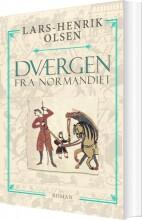 dværgen fra normandiet - bog