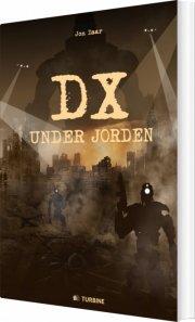 dx under jorden - bog