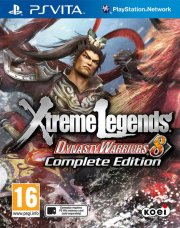 dynasty warriors 8: xtreme legends - complete edition - ps vita