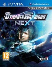 dynasty warriors: next - ps vita