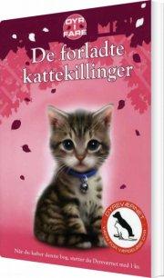 dyr i fare: de forladte kattekillinger - bog