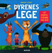 dyrenes lege - et sportsstævne for dyr - bog