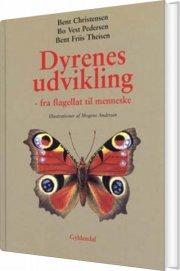 dyrenes udvikling - bog
