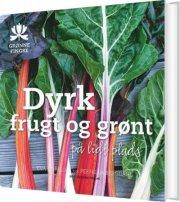 dyrk frugt og grønt på lidt plads - bog