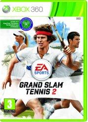 ea sports grand slam tennis 2 (nordic) - xbox 360