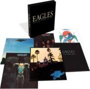 eagles - the studio albums 1972-1979 - cd