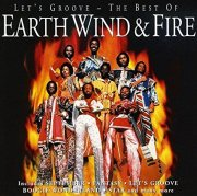 earth wind&fire - let's groove-the best of - cd