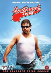 eastbound and down - sæson 3 - DVD