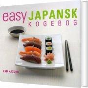 easy japansk kogebog - bog