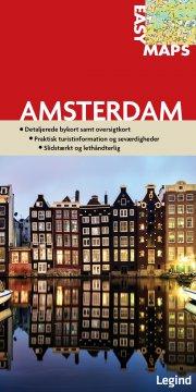 easy maps - amsterdam - bog