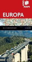 easy maps - europa - bog