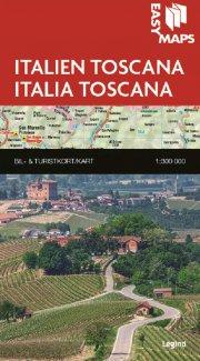 easy maps - toscana - bog
