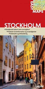 easy maps - stockholm - bog