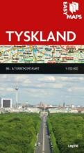 easy maps - tyskland - bog