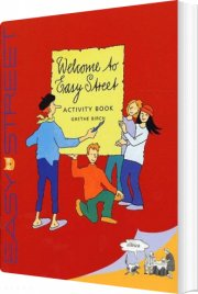 easy street, 3.kl. welcome to easy street, activity book - bog