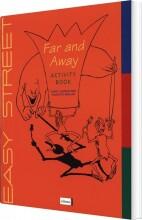 easy street, 6.kl. far & away, aktivity book - bog