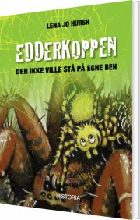 edderkoppen, der ikke ville stå på egne ben - bog
