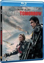 edge of tomorrow - Blu-Ray