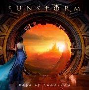 sunstorm feat. joe lynn turner - edge of tomorrow - cd