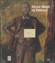 edvard munch og danmark - bog