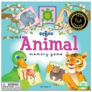 vendespil / huskespil - dyr - eeboo - Brætspil